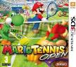 Mario Tennis Open 3DS Game