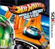 Hot Wheels Worlds Best Driver 3DS Game