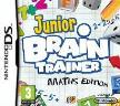 Junior Brain Trainer Maths Edition DS Game