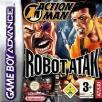 Action Man Robot Atak GBA Game