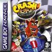 Crash Nitro Kart GBA Game