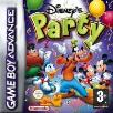 Disneys Party GBA Game