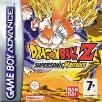 Dragon Ball Z Supersonic Warriors GBA Game