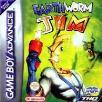 Earthworm Jim GBA Game