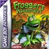 Froggers Adventures GBA Game