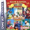 Game and Watch Gallery Advance GBA Game