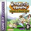 Harvest Moon Friends of Mineral Town GBA Game