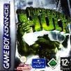 Incredible Hulk GBA Game