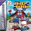 Konami Krazy Racers GBA Game