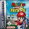 Mario Power Tennis GBA Game
