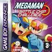 Mega Man Battle Chip Challenge GBA Game