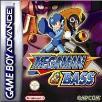 Mega Man and Bass GBA Game