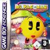 Ms PacMan Maze Madness GBA Game