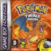 Pokemon Fire Red with Wireless Adapter GBA Game