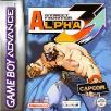 Street Fighter Alpha 3 GBA Game