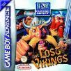 Lost Vikings GBA Game