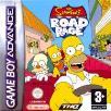 Simpsons Road Rage GBA Game