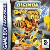 Digimon Battle Spirit 2 GBA Game