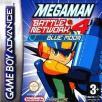 Mega Man Battle Network 4 Blue Moon GBA Game