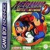 Mega Man Battle Network 2 GBA Game