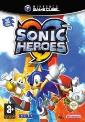 Sonic Heroes GameCube Game