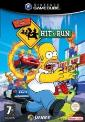 Simpsons Hit and Run GameCube Game