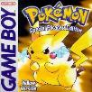 Pokemon Yellow Gameboy Game