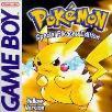Pokemon Yellow Gameboy Game