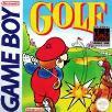 Golf Gameboy Game