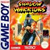 Shadow Warriors Gameboy Game
