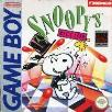 Snoopys Magic Show Gameboy Game