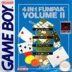 4 in 1 Fun Pak Volume II Gameboy Game