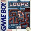 Loopz Gameboy Game