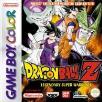 Dragon Ball Z Legendary Super Warriors Gameboy Color Game
