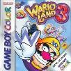 Wario Land 3 Gameboy Color Game