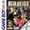 Deja Vu I and II Gameboy Color Game