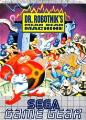 Dr Robotniks Mean Bean Machine Gamegear Game