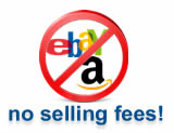No seller fees