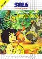 Disneys the Jungle Book Master System Game