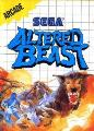 Altered Beast Master System Game