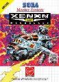 Xenon 2 Megablast Master System Game