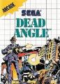 Dead Angle Master System Game