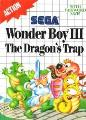 Wonder Boy III the Dragons Trap Master System Game