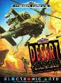 Desert Strike Megadrive Game