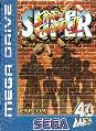 Super Street Fighter II Megadrive Game