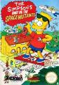 Simpsons Bart vs the Space Mutants NES Game