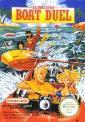 Eliminator Boat Duel NES Game