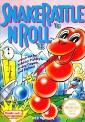 Snake Rattle N Roll NES Game