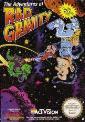 Adventures of Rad Gravity NES Game