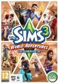 Sims 3 World Adventures Expansion Pack PC DVD Game